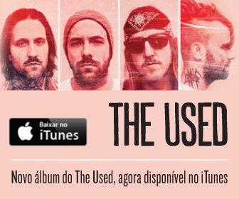 Novo disco do The Used!