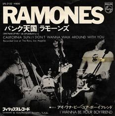 Ramones - California Sun EP
