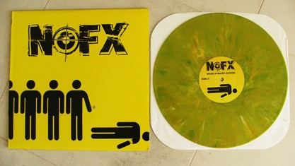 NOFX - Wolves In Wolves' Clothing