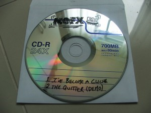 NOFX - Coaster BONUS CD