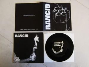 """Rancid - Rancid 7"""""""