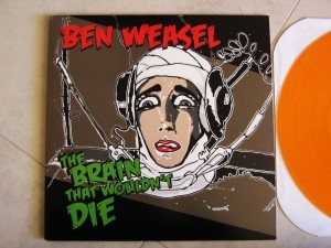 Ben Weasel - The Brain That Wouldn't Die
