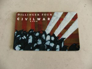Dillinger Four - C I V I L W A R