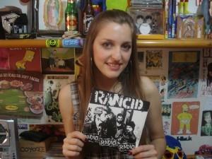 "Giorgia - Vencedora Disco de Vinil 7"" do Rancid"