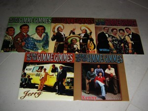 Me First And The Gimme Gimmes - Square Dance Series