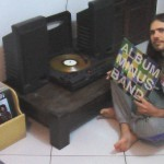 André - Vencedor vinil AMARELO do Bomb The Music Industry!