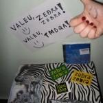 Angélica - Vencedora Promoção Zebra Zebra
