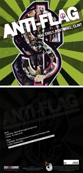 Anti-Flag - Split