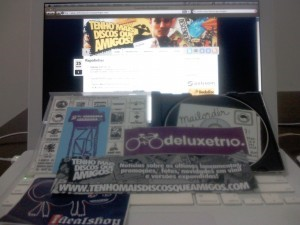 "Guilherme - Vencedor CD ""Mailorder Is Fun"""