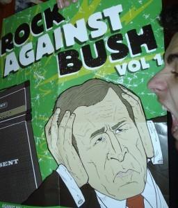 John Souza - Vencedor da promoção Rock Against Bush Vol. 1