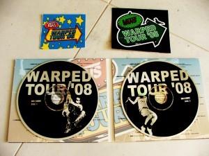 Promoção Warped Tour / Ideal Shop / TMDQA!
