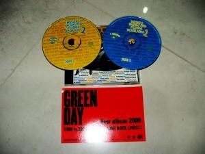 Promoção GREEN DAY