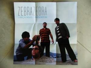 Zebra Zebra - Cabeças Novas Também Mofam