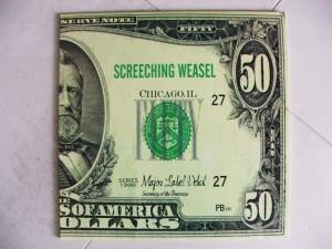 Screeching Weasel - Major Label Debut