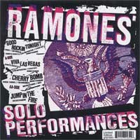Ramones - Solo Performances