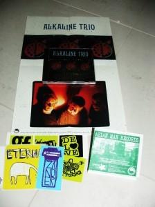 Promoção Alkaline Trio