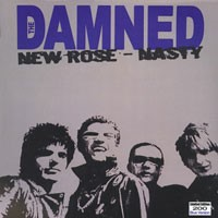The Damned - New Rose/Nasty