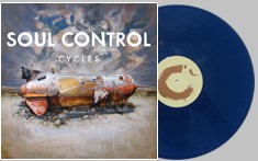 Soul Control - Cycles (Blue Vinyl)