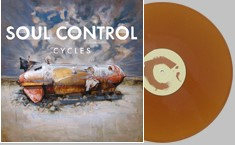 Soul Control - Cycles (Orange Vinyl)