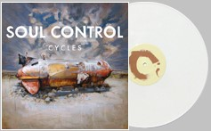 Soul Control - Cycles (White Vinyl)