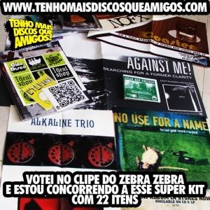 Promoção Super Kit! Zebra Zebra