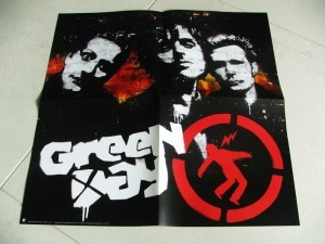 Green Day - Singles Box