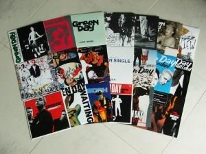 Green Day - Singles Box