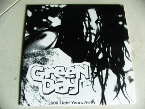 Green Day - 2000 Light Years Away
