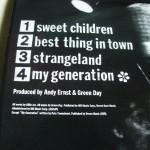 Green Day - Sweet Children