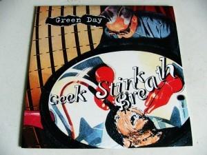 Green Day - Geek Stink Breath