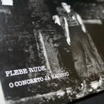 Plebe Rude - O Concreto Já Rachou
