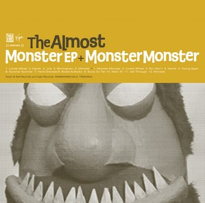 The Almost - Monster EP