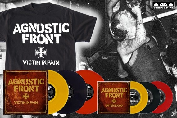 Agnostic Front - Victim In Pain / United Blood
