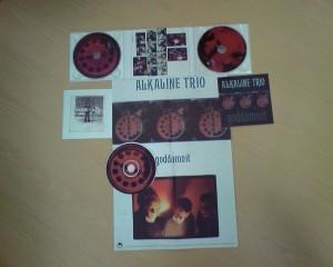 Alkaline Trio - Goddamnit