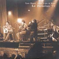 Lou Reed, John Cale & Nico - Le Bataclan 1972