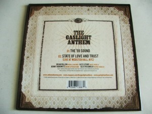 The Gaslight Anthem - The '59 Sound