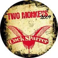 Cock Sparrer - Two Monkeys