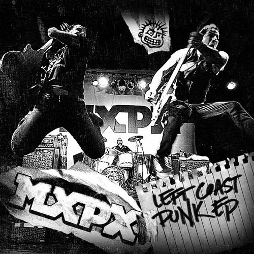 MxPx - Left Coast Punk EP