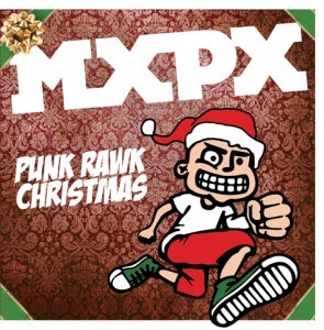 MxPx - Punk Rawk Christmas (Red)