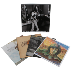 Neil Young Official Release Serie Vinyl 1-4