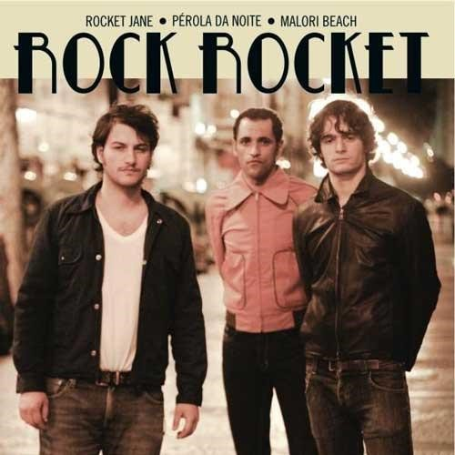 Rock Rocket - Rocket Jane EP