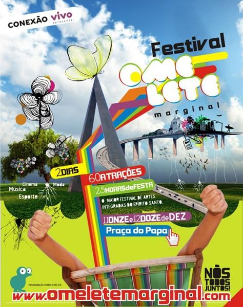 Festival Omelete Marginal