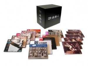 Led Zeppelin - Definitive Collection Mini LP Replica CD