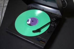 Mega-promoção - Toca-Discos