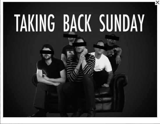 Taking Back Sunday lança CD/DVD acústico.