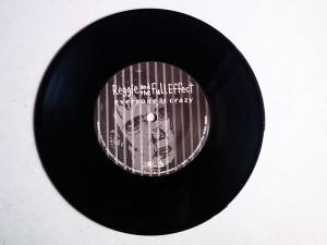 Reggie & The Full Effect / Koufax - Split (Vinil)