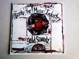 Mustard Plug / Bomb The Music Industry! - Waiting Room / Gold Soundz Vinil