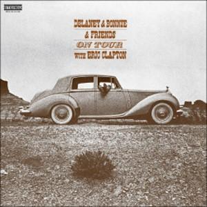 Delaney & Bonnie - On Tour With Eric Clapton original cover