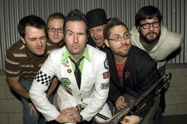Reel Big Fish lança vídeo com cenas de shows
