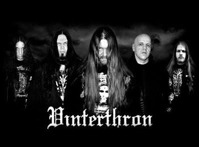 entrevista com a banda Vinterthron